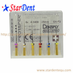 Dentsply Large Rotary Tapered Files a++ Quality pictures & photos