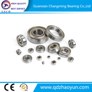 Standard Deep Groove Ball Bearing 6210 2RS pictures & photos