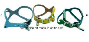 Leather Pet Bb Belt Harness, Dog Harness pictures & photos