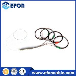 Good Price 0.9mm Tight Buffer Fiber 1*16 Fiber PLC Splitter pictures & photos