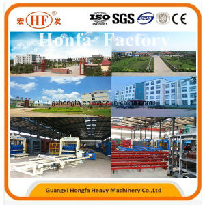 Automatic Hollow/Paver/Solid Block Making Machine Brick Machine pictures & photos
