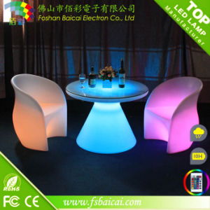 LED Light up Outdoor Furniture Bar Stools Wholesale pictures & photos