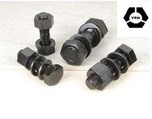 A490 Type1 Heavy Hex Bolts Hot Dipped Galv pictures & photos