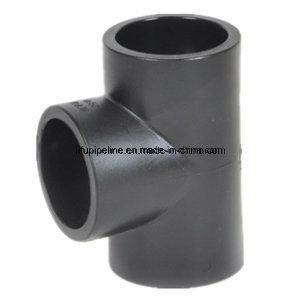 High Quality HDPE Pipe Fitting for Water Supply SDR11 / SDR12.5 / SDR17 pictures & photos
