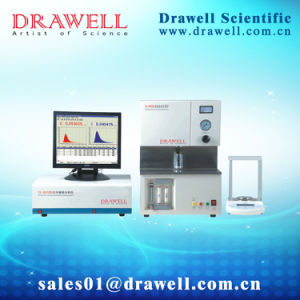 Dw-CS-8620 Arc Infrared Carbon & Sulphur Analysis Instrument pictures & photos