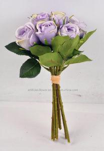 Colorful Artificial Rose Bouquet Flower pictures & photos