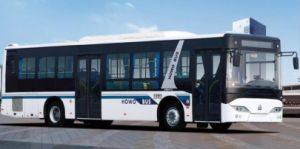 Low Price Sinotruk HOWO City Bus pictures & photos