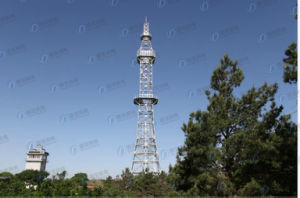 Steel Tower Construction Lattice Tower