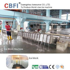 China′s High Quality Block Ice Machine with 1 Ton ~ 100 Tons / Day pictures & photos