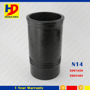 High Quality N14 Big Cylinder Black Liner Kit Piston Liner Ring (3801826) (3065405) pictures & photos