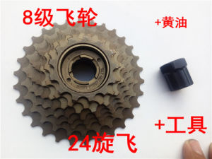 16t-24t Bicycle Freewheel with Full Ball /Bicycle Freewheel Exported to South America LC-F016 pictures & photos