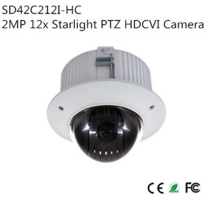 2MP 12X Starlight PTZ Hdcvi Camera (SD42C212I-HC) pictures & photos