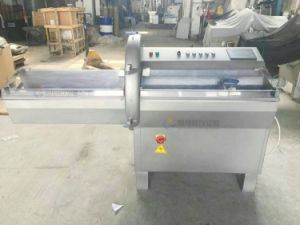 Industrial Automatic Big Row Sausage Meat Ham Bacon Cheese Fish Slicer Slicing Cutting Machine pictures & photos