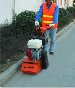 Gasoline Road Scarifying Machine (SC-250) pictures & photos