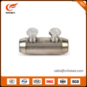 Aluminum 4 Bolts Shear Head Mechanical Split Connector pictures & photos