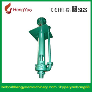 High Chrome Alloy Vertical Sump Pump pictures & photos
