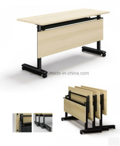 Contemporary Straight Office Conference Folding Desk (NS-CF004) pictures & photos