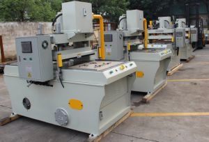 Double Working Table Punching Machine pictures & photos