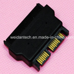 SATA (7+15) to SATA (7+9) Converter Adapter pictures & photos