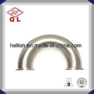 Sanitary Stainless Steel 45deg Elbow pictures & photos