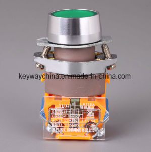 Keyway Push Button Switch (LA118A series) pictures & photos