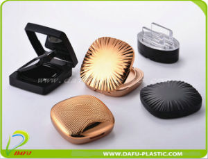 Luxury Round Cosmetic Packaging Compact Powder Case pictures & photos
