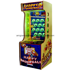 Happy Peewee Basketball Indoor Playground Redemption Arcade Games pictures & photos
