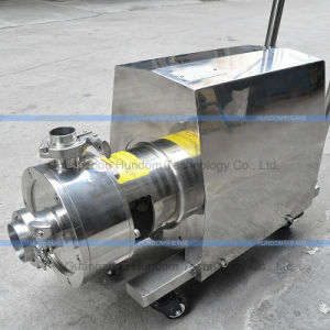 Steel Vegetable Oil Transfer Pump/ Moveable Emulsion Pump pictures & photos