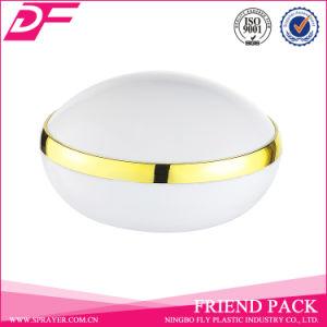 80g Acrylic Round Jar for Facial Cream, 80ml Luxury Cream Jar