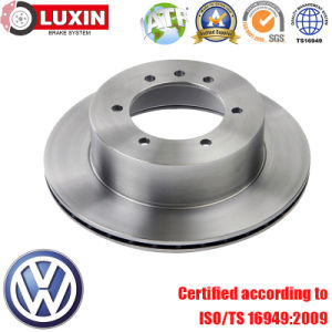 Aftermarket Spare Parts Brake Disc for Volkswagen pictures & photos