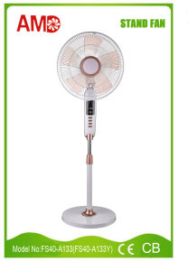 2017 New Design Stand Fan with Ce Approved (FS40-A133Y) pictures & photos