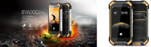 """Blackview BV6000 Smartphone 4G Lte Waterproof IP68 4.7"""" HD Mt6755 Octa Core Android 6.0 Smart Phone 3GB RAM 32GB ROM 13MP Rear Camera Orange Color pictures & photos"""