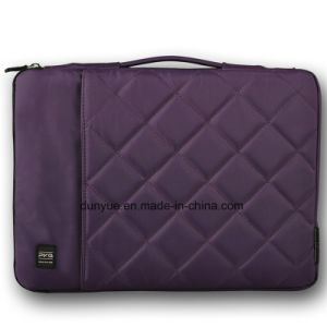 Shockproof Slim Portable Laptop Bag, Customized Varity Size and Colour Laptop Sleeve with Zipper pictures & photos