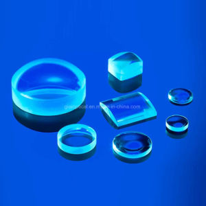 Calcium Fluoride Double-Convex (DCX) Optical Lenses for Excimer Laser Optics pictures & photos