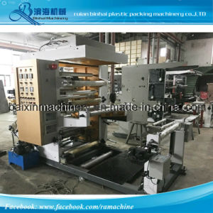 Paper Bag Flexo Printing Machine/Shopping Bag Printing Machine pictures & photos