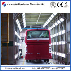 China Suli Shares Automatic Bus Powder Coating Production Line pictures & photos