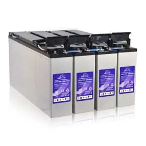 48V Front Teminal AGM VRLA Battery Pack for Telecom/ Solar System