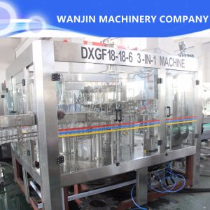 Soda Water/ Carbonated Drinks Filling Machine (DXGF) pictures & photos