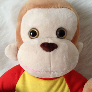 Family Monkey with T-Shirt Cute Gift Kids Plush Stuffed Toy pictures & photos