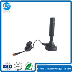 Passive Magnet Base Terrestrial Digital Car Isbd TV Antenna pictures & photos