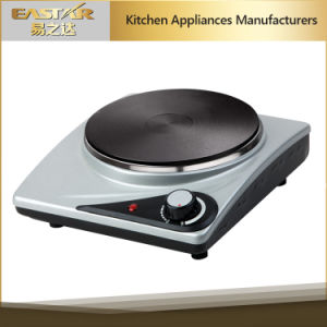 Ce RoHS Approval Electric Solid Hotplate Es-3106 Electric Cooktop pictures & photos
