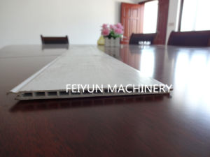 Plastic Trunk Profile Extrusion Machine pictures & photos