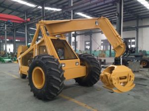 High Quality Three Wheel Sugar Cane Harvester (HQ4200) for Sale pictures & photos