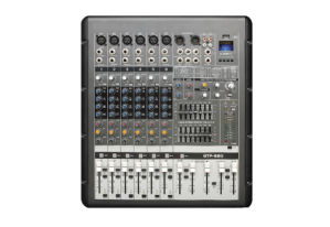 6-Channel High-Quality Analog with Amplifier Mixer (GTP-660) pictures & photos