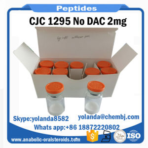 Injectable Frozen Powder Peptides Cjc-1295 Without Dac 2mg for Increase Gh Production pictures & photos