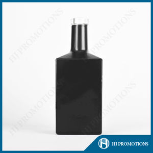 700ml Customized Black Liquor Bottle (HJ-GYSN-A04(B)) pictures & photos