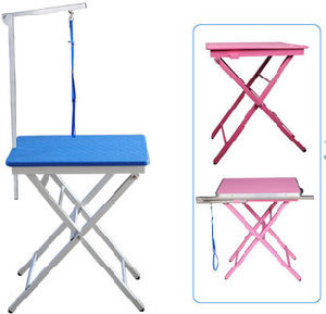 Quality Brand Dog Grooming Beauty Foldable Square Table pictures & photos