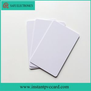 Fast Drying Inkjet Printable Blank PVC Card pictures & photos