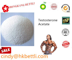 Injectable Testosterone Acetate 99% Test Ace for Muscle Gain pictures & photos