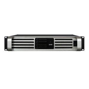 D-409 Four Channels Professional Audio Amplifier pictures & photos